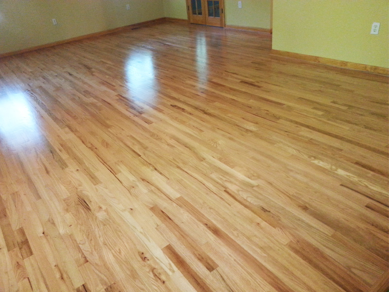 Hardwood floor refinishing repair portfolio for Wood floor repair